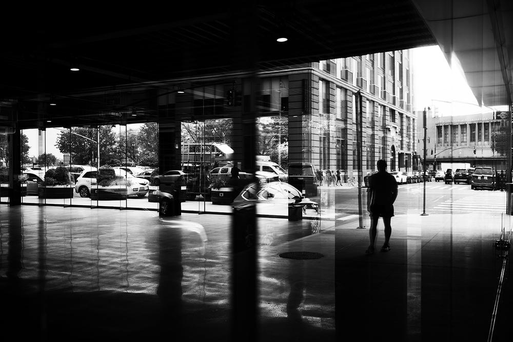 Manhattan, NY.2016 ©Go Nakamura photography