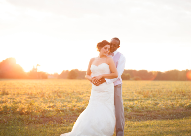 See this wedding on the knot!