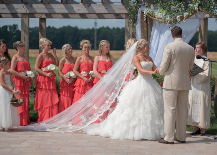 red bridesmaid dresses ceremony.png