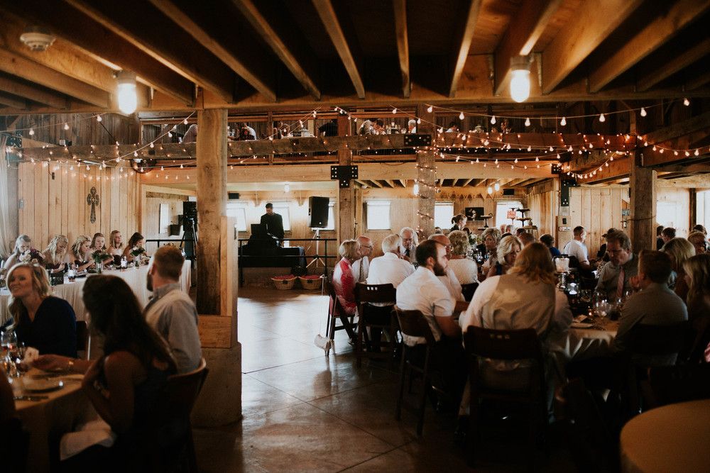 rustic barn wedding vintage lights.jpg