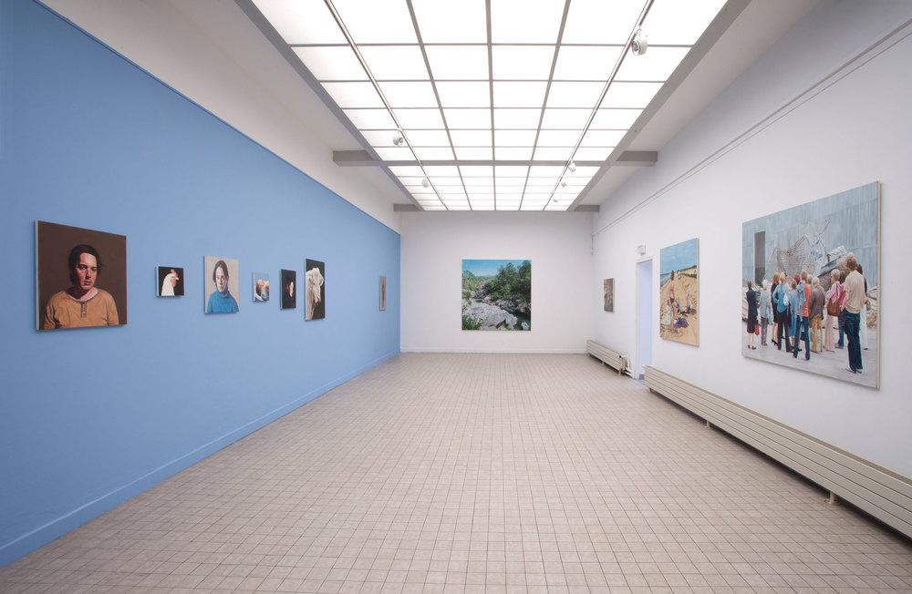 hic et nunc, Centre d'art Albert Chanot 2014