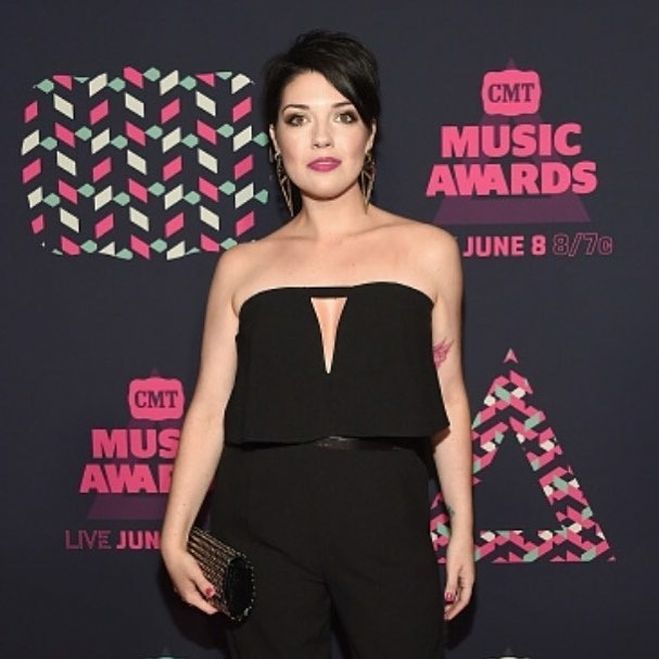 The lovely and talented Samantha Stephens.  On the best dressed list for the CMT awards - there's big stuff happening for this singer/songwriter y'all.