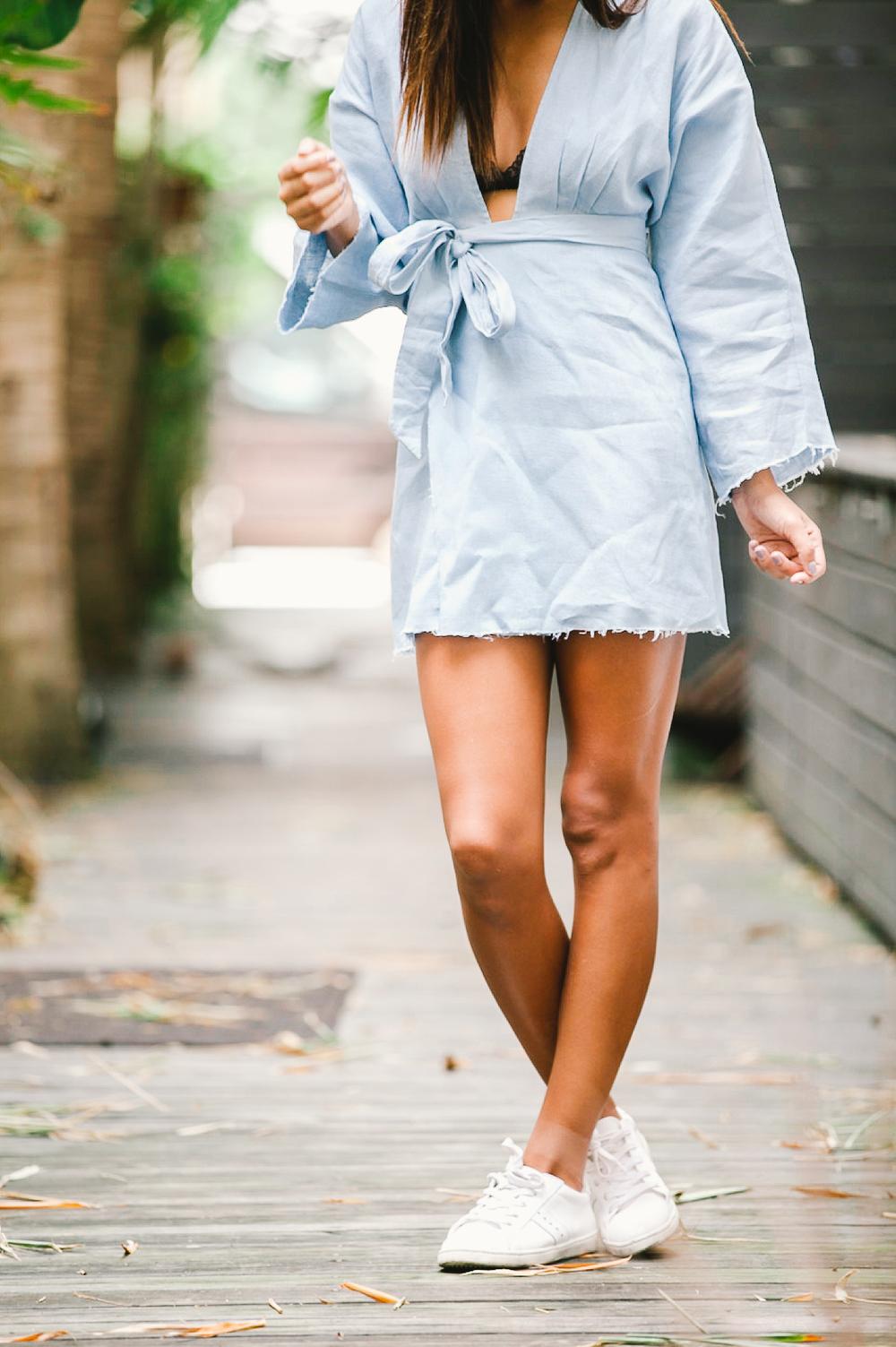 Lyrik Fryer - Lush + Luxe - Kimono Inspired