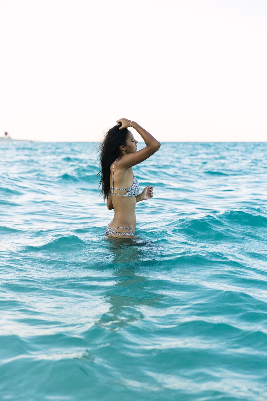 Lush + Luxe - Swim -Lyrik Fryer