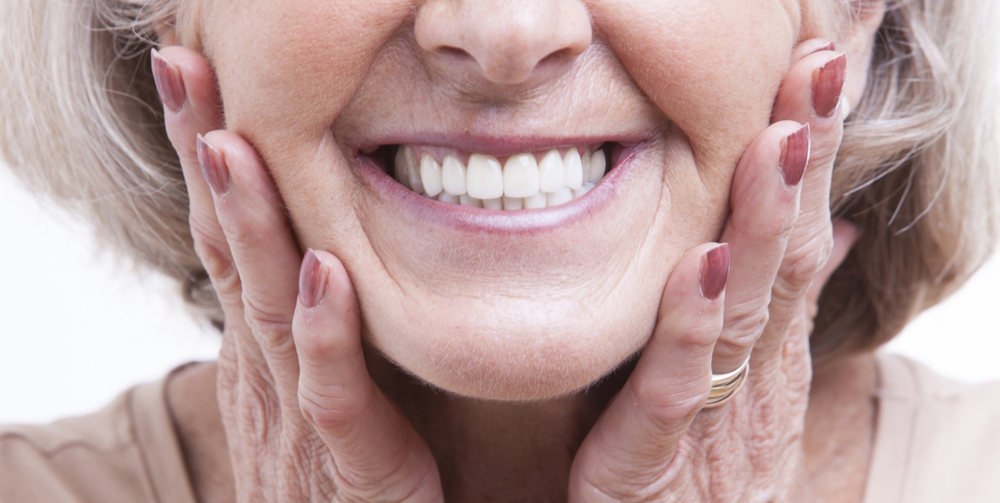 If you have dentures get a better solution with All-ON-FOUR. Get a permanent solution to get your teeth looking great.