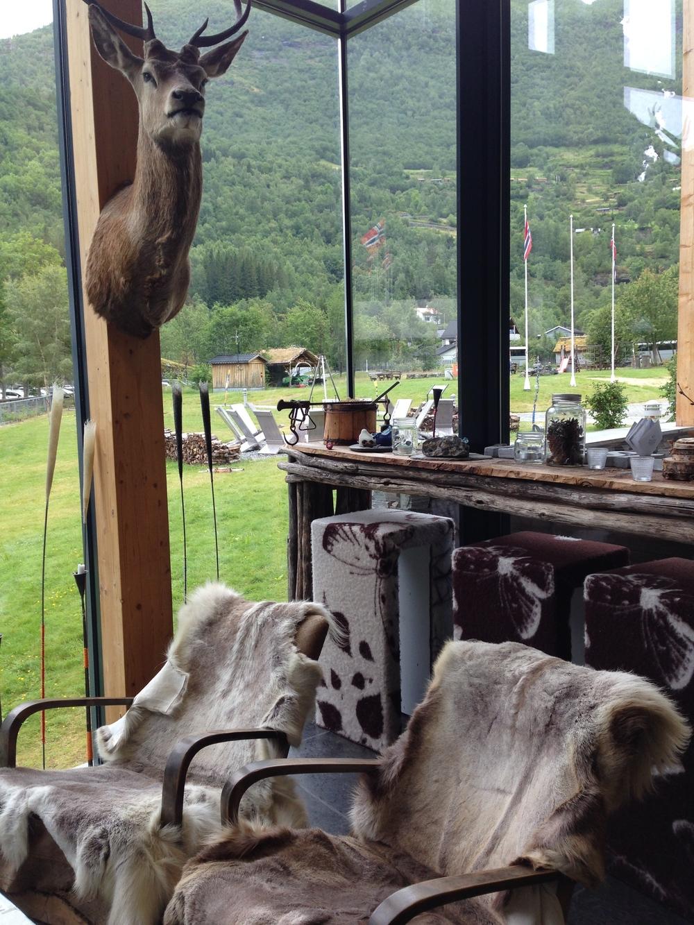 Norwegian Fjord Center Shop