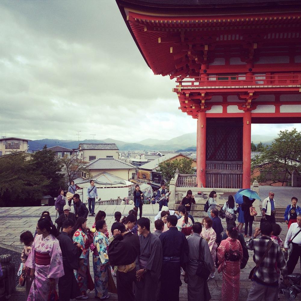 Kiyomizudera (Pure Water Temple)