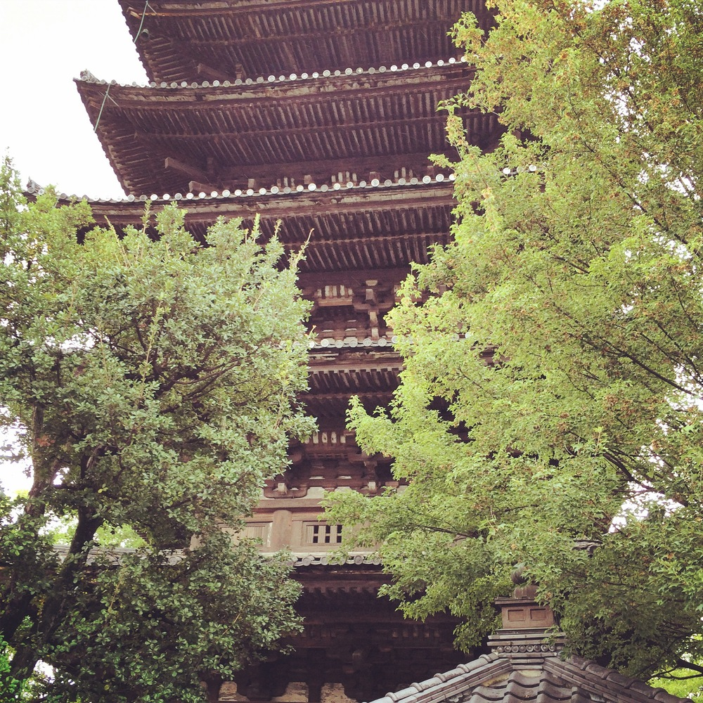 Hokan-ji Buddhist Temple