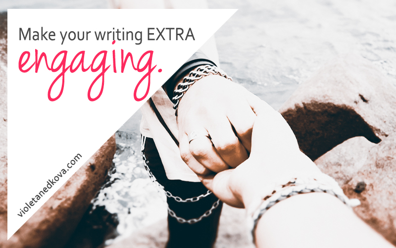 Make your writing extra engaging by following these 9 simple steps.