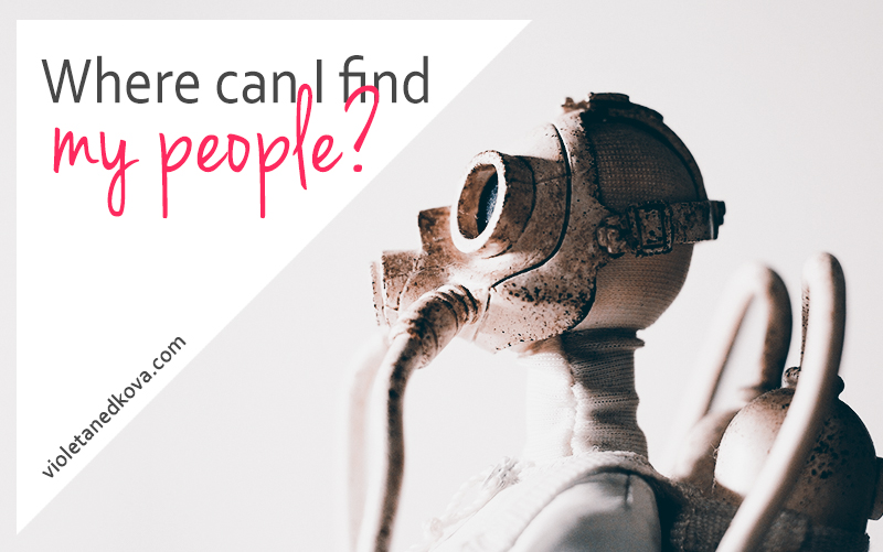 The #1 Question My Clients Ask Me and My Detailed Answer | How to Find Your People | Violeta Nedkova's Blog