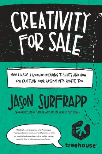 Creativity for Sale by Jason Zook