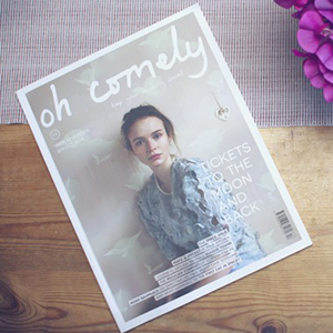 Oh Comely print magazine