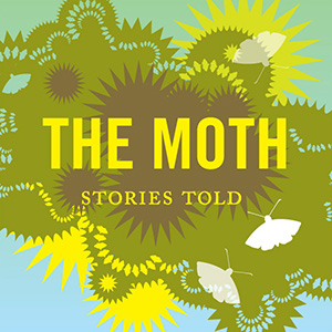 The Moth - storytelling on stage