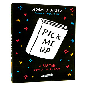 Pick Me Up journal by Adam J. Kurtz