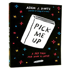 Pick Me Up journal by Adam J. Kurtz