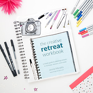 The Creative Retreat Workbook