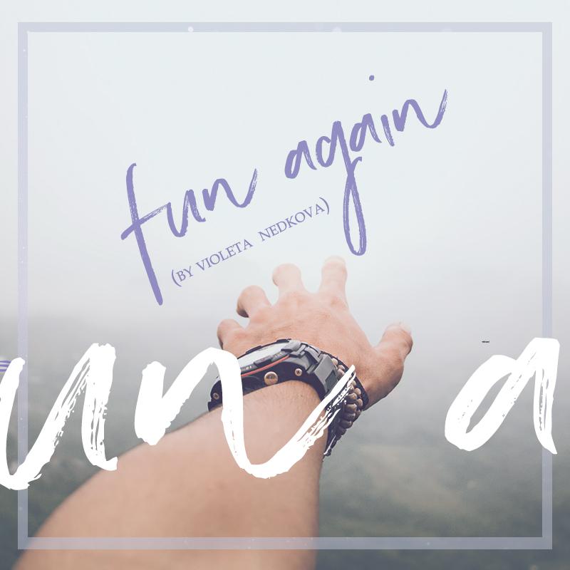 Let's make it fun again!!!