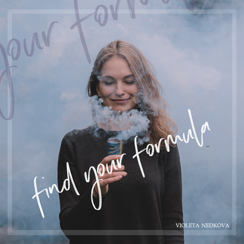 Don't suffer in marketing. Find your unique and natural formula. >> violetanedkova.com
