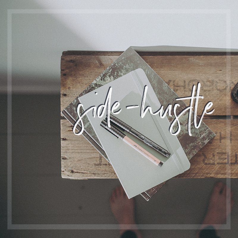 Are you a side hustler? Consider this.