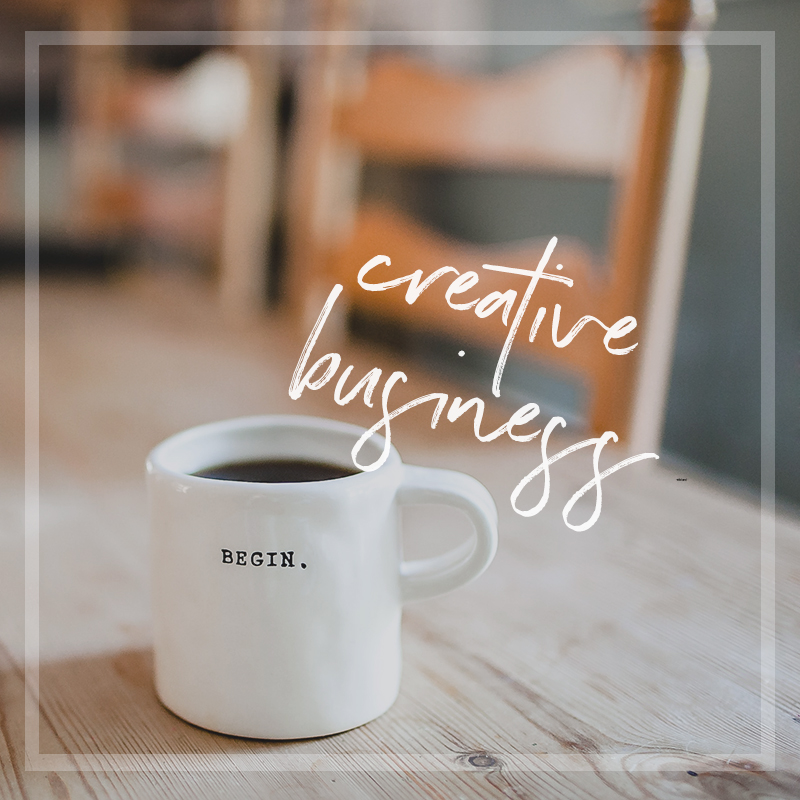 Are you a creative business owner? Check this out.
