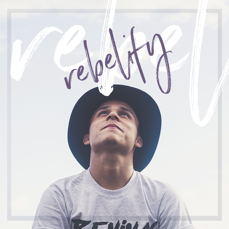 Rebelify your website - because it's YOURS and everything you do should be as creative and unique as you. >> violetanedkova.com