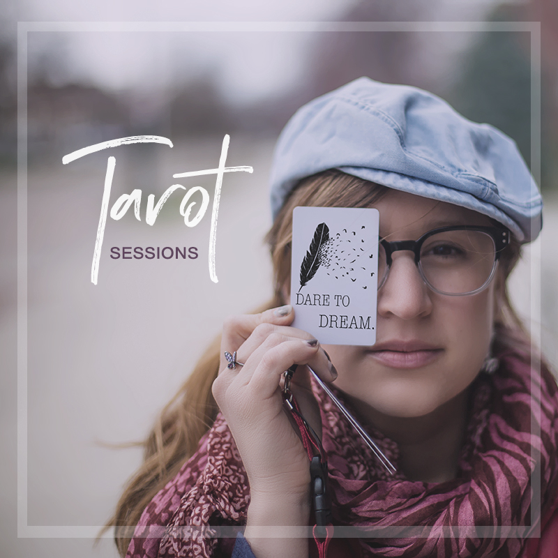 As soon as you upgrade to Level 2, you'll get a complimentary Tarot sessions from me! And if you want to see a sample one, watch this.