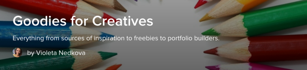 Goodies for Creatives is a collection of great tools for creative freelancers, side-hustlers, and business owners.