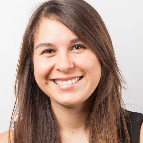 Fernanda Villanueva (email design specialist)