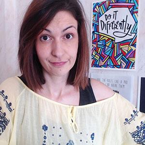 Violeta Nedkova, coach for creative rebels and multipassionates