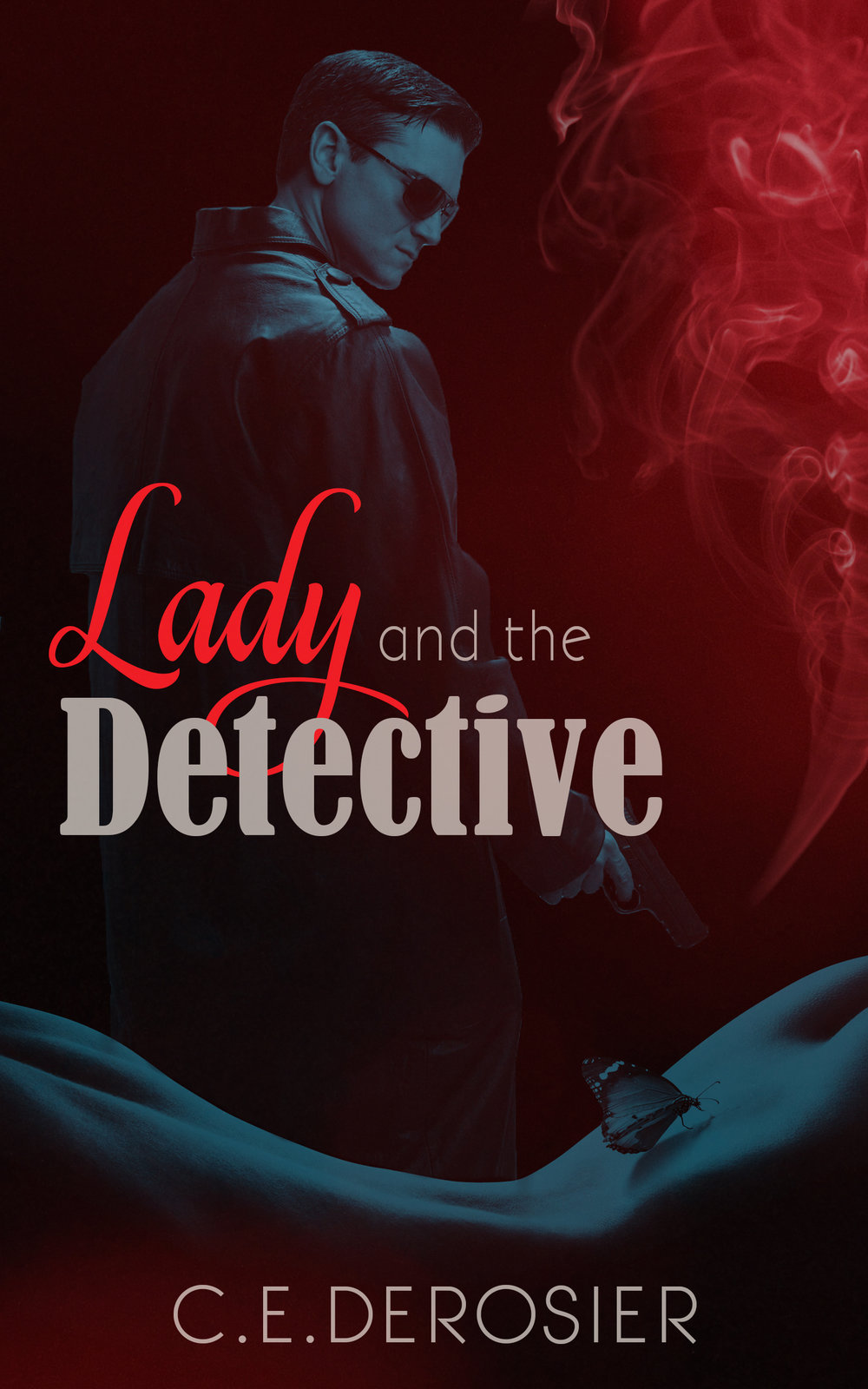 lady and the detective