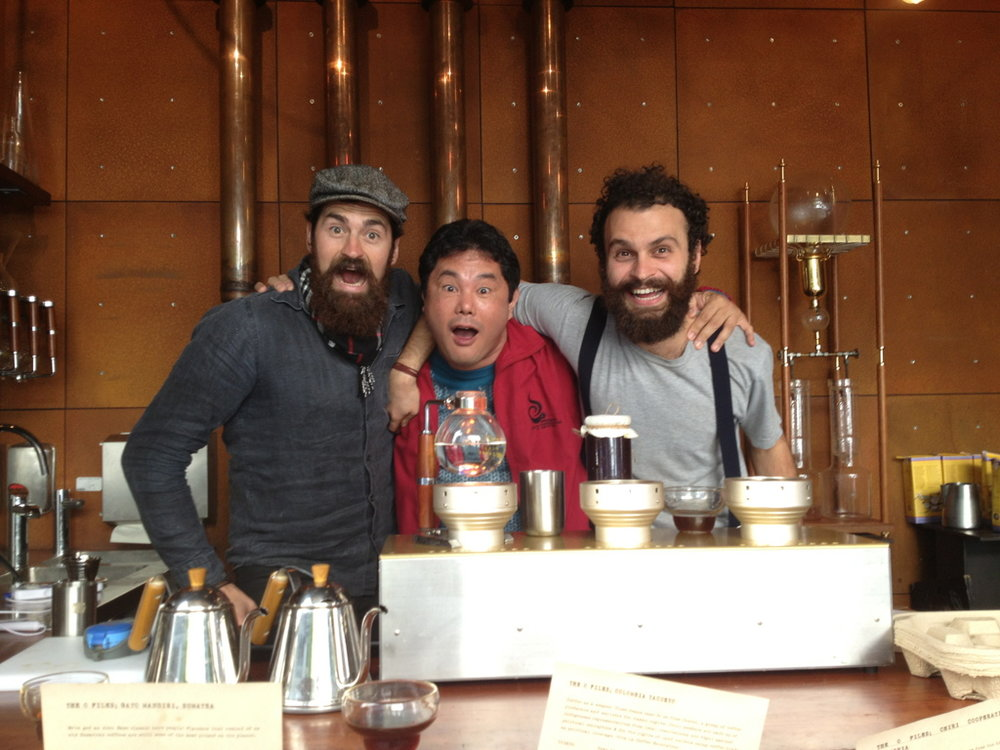 Single Origin's Baristas