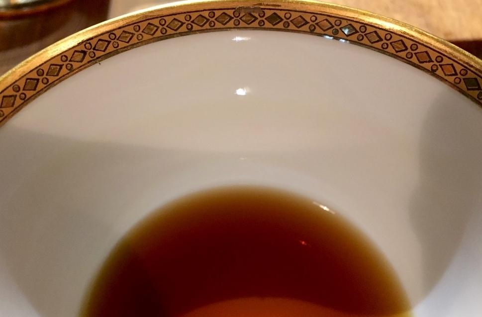 Café, xícara de porcelana francesa