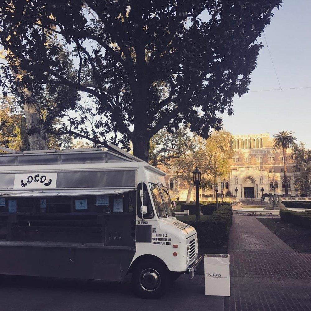 Locol Food Truck. Foto da Página/Facebook.