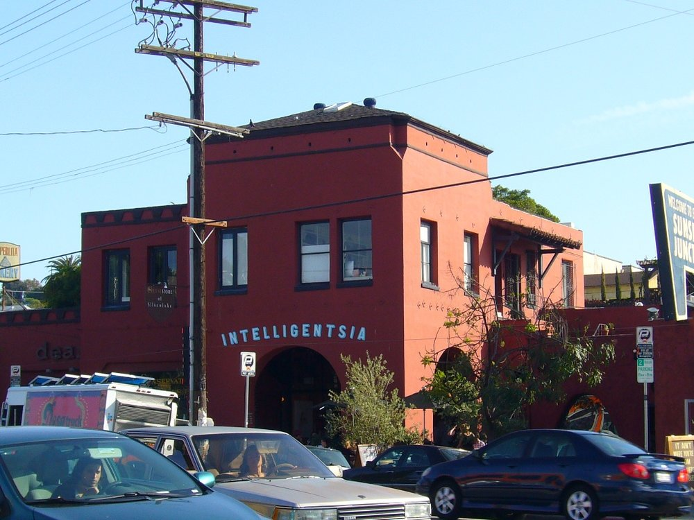 Intelligentsia, Los Angeles, CA.