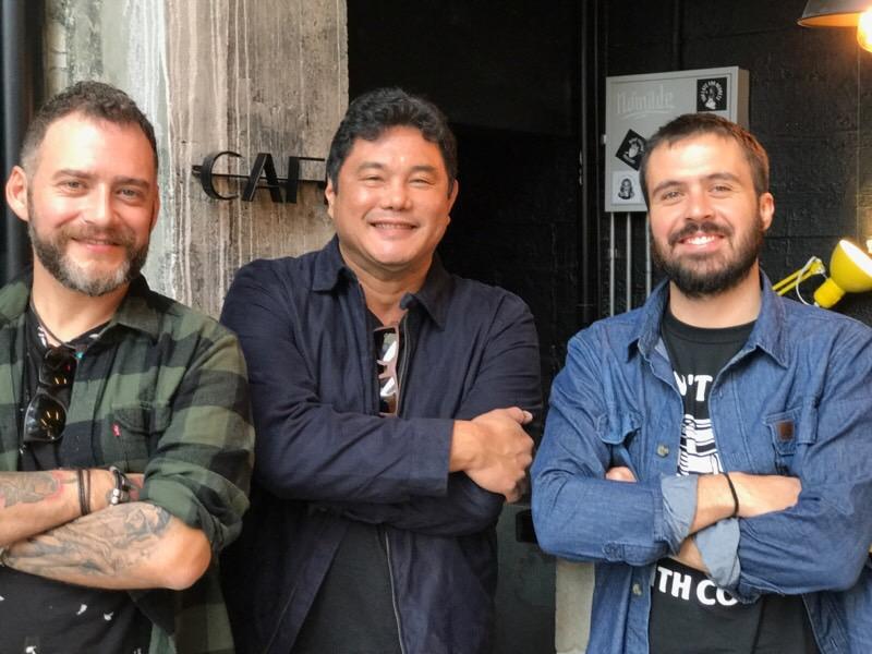 MDV Roasters/Alvaro Planzo y Nomade/Nacho Gallo