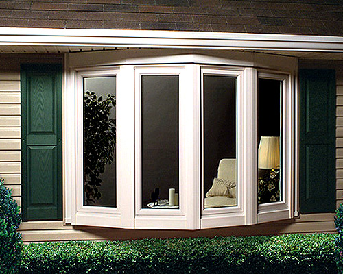 Bay bow windows energy efficient windows lansing mi for Energy efficient bay windows