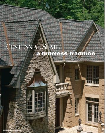 Centennial Slate™ Roofing