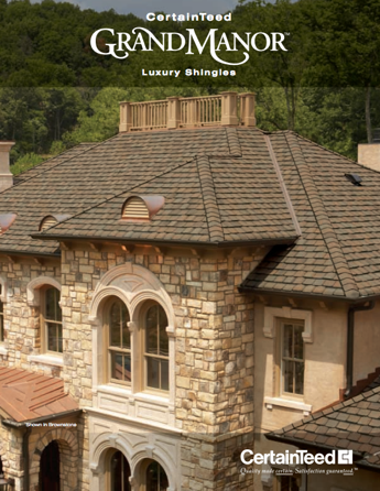GrandManor™ Roofing