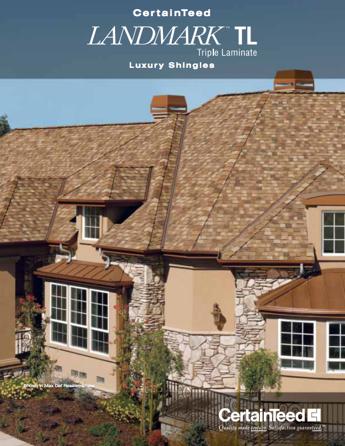 Landmark™ TL Roofing