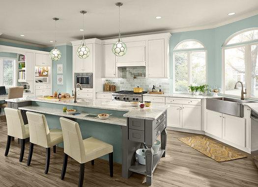 kraftmaid kitchen remodel lansing mi