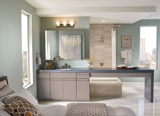 KraftMaid Bathroom Remodel