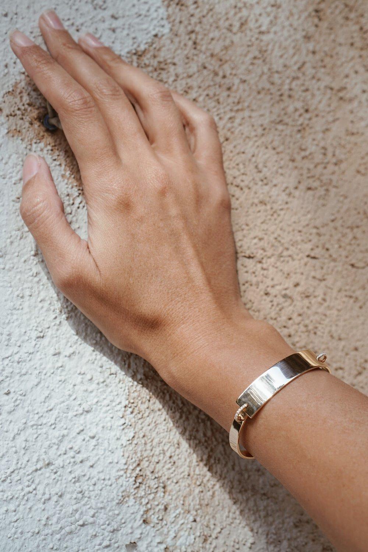 Sandrine Cuff Bracelet.