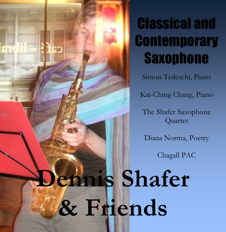 LISTEN TO DENNIS SHAFER'S SOLO ALBUM HERE!