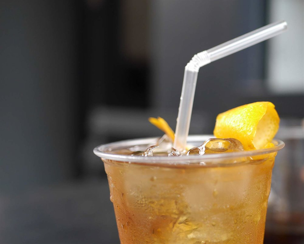 Iced tea recipe yunnan and orange