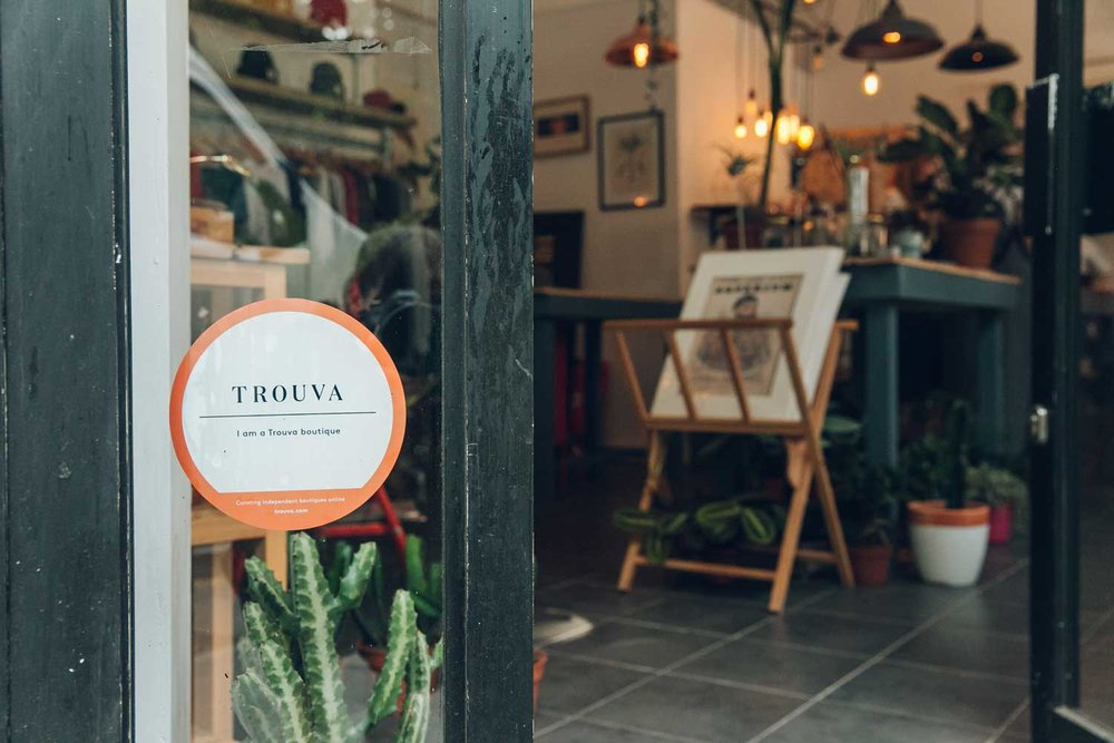 Trouva independant boutique