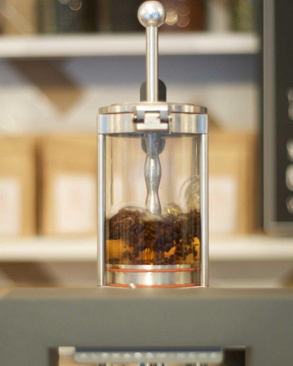 Brewing Oolong Tea