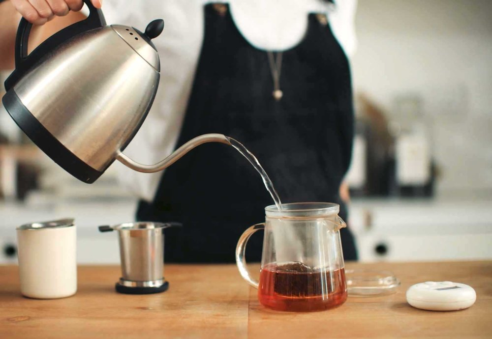 caffeine tea