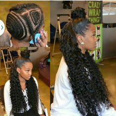 Blog be luxury hair studio installation process for natural hair extensions source pinterest solutioingenieria Choice Image