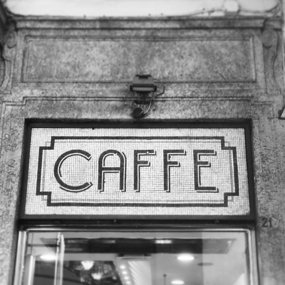Caffee B+W