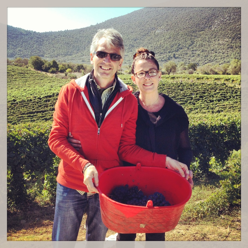 Linda and Jonathan Plazonja, Morso Travel, food and wine tours of Italy and Spain.